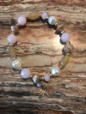 Avon dragonfly bracelet