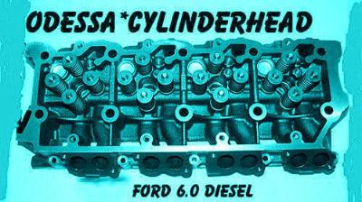 Purchase NEW FORD 6.0 TURBO DIESEL F350 TRUCK CYLINDER HEAD CASTING #613 ONLY 06&UP motorcycle in Clearwater, Florida, US, for US $760.00