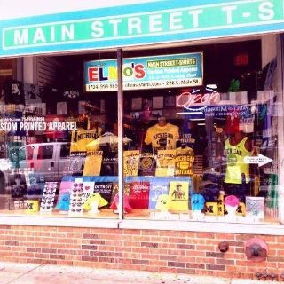 Elmo's Liberty Street T