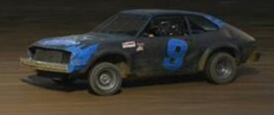 1980 Pinto Dirt Car