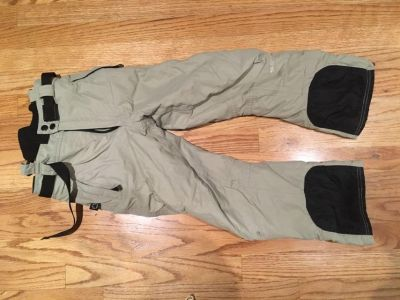 Snow pants kids size medium