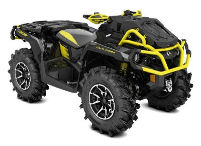 2018 Can-Am Outlander X mr 1000R Utility ATVs Bennington, VT