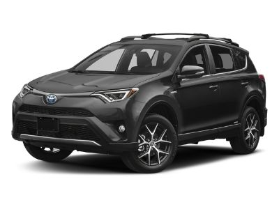 2018 Toyota RAV4 Hybrid LE Hybrid AWD (Magnetic Gray Metallic)