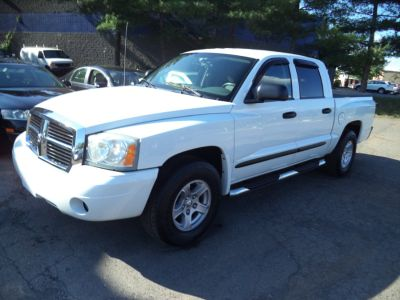 2007 Dodge Dakota SLT (Bright White)