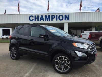 2018 Ford EcoSport SE 4WD (Shadow Black)