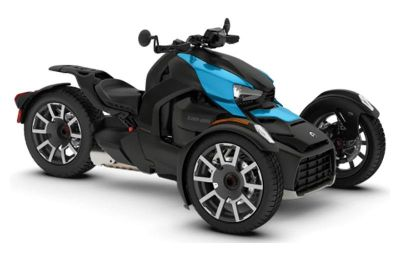 2019 Can-Am Ryker Rally Edition 3 Wheel Motorcycle Kenner, LA