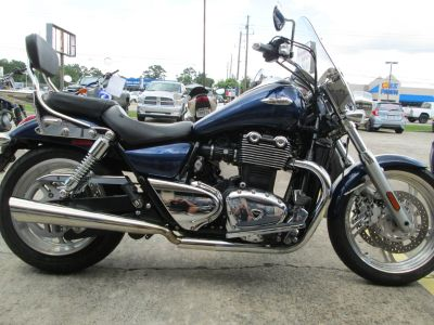 2010 Triumph Thunderbird Cruiser Motorcycles Houston, TX