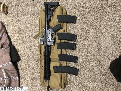 For Sale: Custom built AR-15