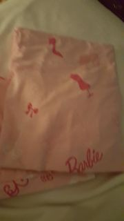 Barbie sheets for twin beds