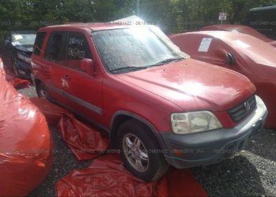 2000 Honda CR-V