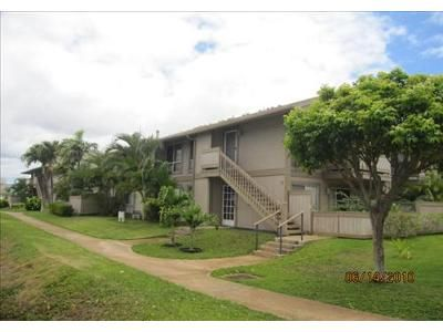 2 Bed 1.1 Bath Foreclosure Property in Ewa Beach, HI 96706 - 1200 Mikohu St#44d