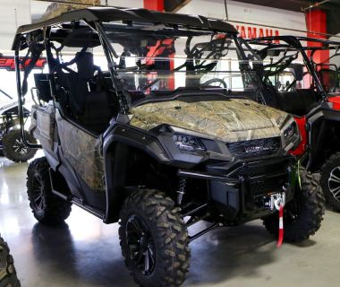 2018 Honda Pioneer 1000 EPS Side x Side Utility Vehicles Bessemer, AL