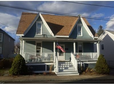 4 Bed 2 Bath Preforeclosure Property in Peabody, MA 01960 - Kosciusko St
