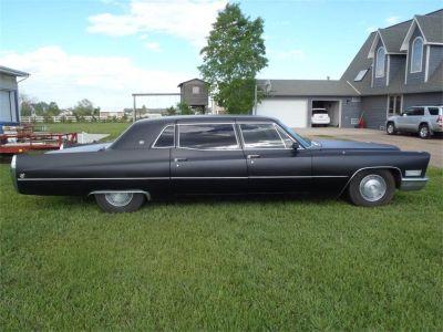 1967 Cadillac Fleetwood Limousine