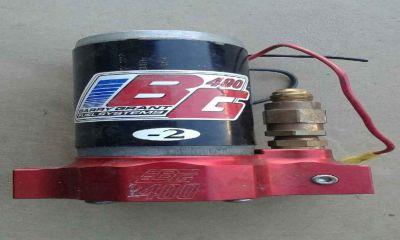 BG 400 Fuel Pump