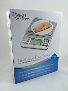 Weight Watchers Electronic Food Scale w/ Points Plus
