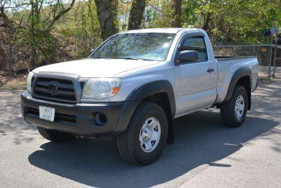 2010 Toyota Tacoma Base (Silver Streak Mica)