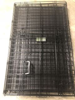 Midwest dog crate 36x23
