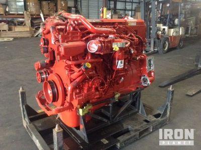 Cummins X15 450SA Engine