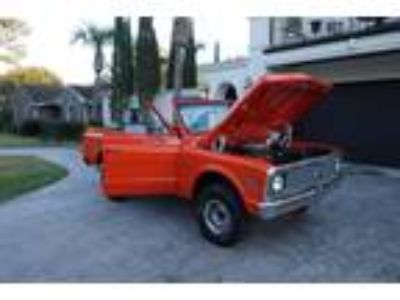 1971 Chevrolet Blazer K5 Restored 350 V8