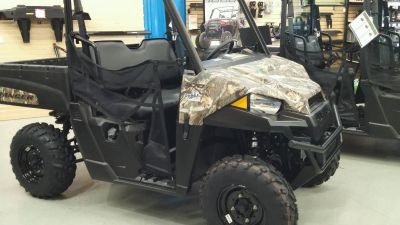 2018 Polaris Ranger 570 Polaris Pursuit Camo Side x Side Utility Vehicles Hermitage, PA