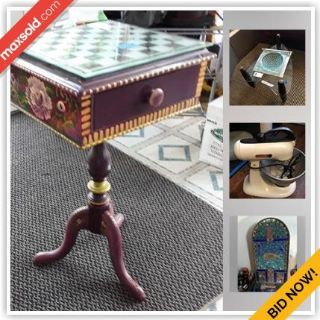 Upper Darby Downsizing Online Auction..