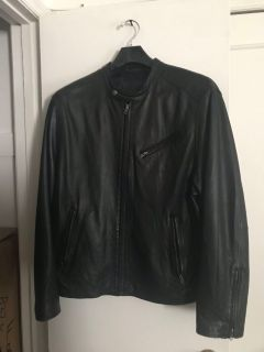 XL MURANO Leather Jacket