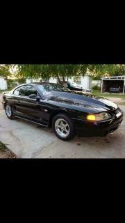 1995 10.5 Stock Suspension Mustang