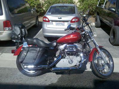 2006 Harley-Davidson SPORTSTER 883 CUSTOM