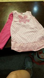Girls outfit size 5