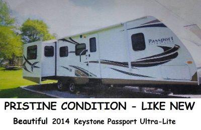 2014 Keystone  31 RE