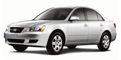 2007 Hyundai Sonata GL (Silver)
