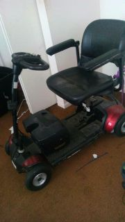 Scooter battery operated 1000.00 obo