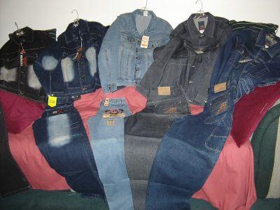 Brand New Men's Jean Sets