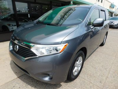 2017 Nissan Quest SV CVT (Gray)
