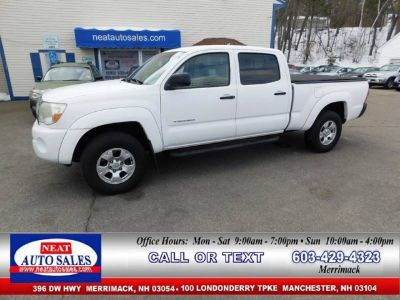 2005 Toyota Tacoma V6 4dr Double Cab 4WD