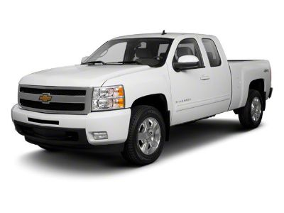 2012 Chevrolet Silverado 1500 LS (Black Granite Metallic)