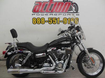 2010 Harley-Davidson Dyna Super Glide Custom Cruiser Motorcycles Tulsa, OK