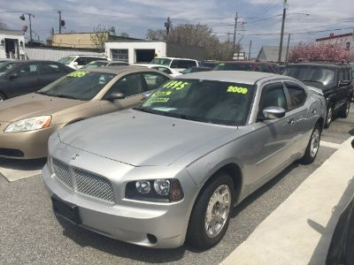2009 Dodge Charger SE (Bright Silver Metallic)