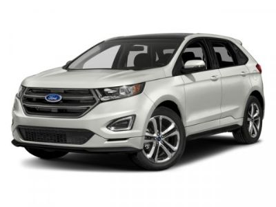 2018 Ford Edge Sport (Red)