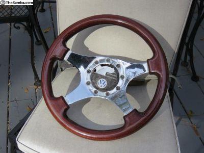 Rosewood Steering wheel formulin France