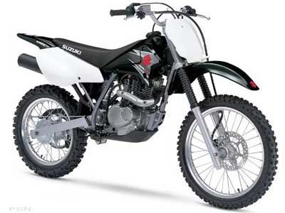 2007 Suzuki DR-Z125L Motorcycle Off Road Motorcycles Pelham, AL