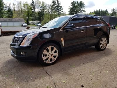 2012 Cadillac SRX Performance Collection (Black)