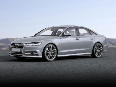 2017 Audi S6 4.0T quattro Prestige (Blue)