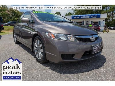 2011 Honda Civic EX (Gray)