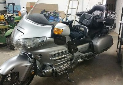 2007 Honda Gl1800-Gold-Wing