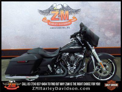 2016 Harley-Davidson Street Glide Touring Motorcycles Greensburg, PA