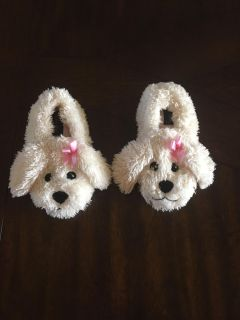 Stride rite slippers, size 7/8