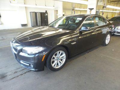 2016 BMW 5-Series 4dr Sdn 528i xDrive AWD (Dark Graphite Metallic)