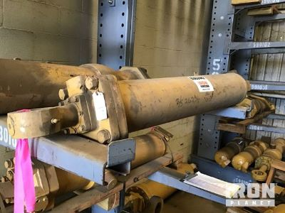 Lot of (1) Steering Cylinder & (1) Bowl Lift Cylinder